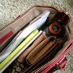 【レビュー】 後編★Jewelna Rose(ジュエルナローズ) 『MORE素敵OL委員会』プロデュース 第3弾 ダブルジップトートバッグ Jewelna Rose x MORE