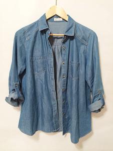 INDEX(インデックス)ダンガリーシャツ