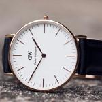 シンプルでおしゃれなダニエルウェリントンや、気になる腕時計