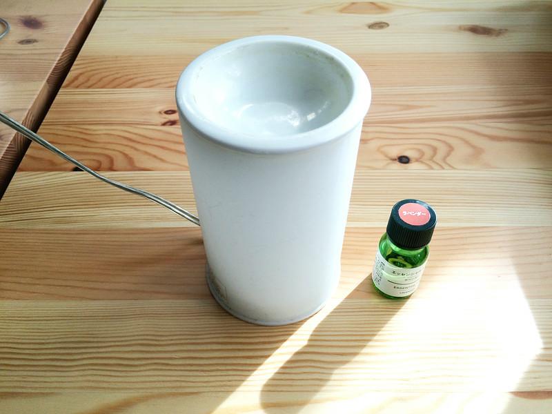 気管支炎の症状が少し楽になった対処法:アロマオイル
