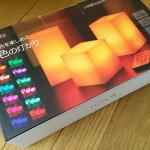 受けの断捨離45(角型12色LEDキャンドル) +六本木イルミネーション