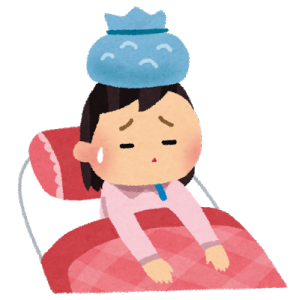 風邪からの気管支炎