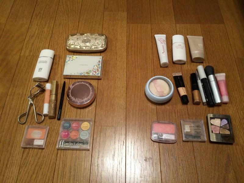 受けの断捨離52(化粧品/コスメ)