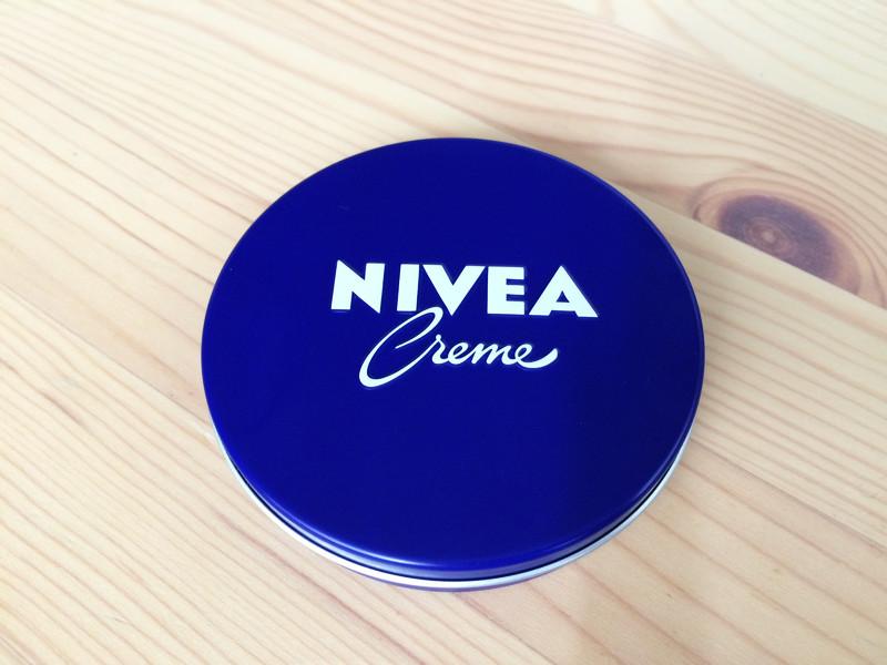 2015-2016冬 個人的に大活躍したアイテム7つ:ニベアクリーム青缶