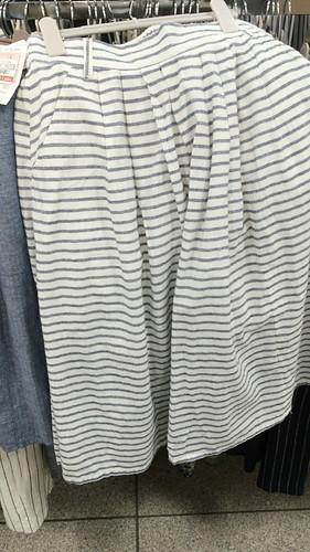 しまむら探検 ~2016初夏~ リネンスカート・Tシャツなど