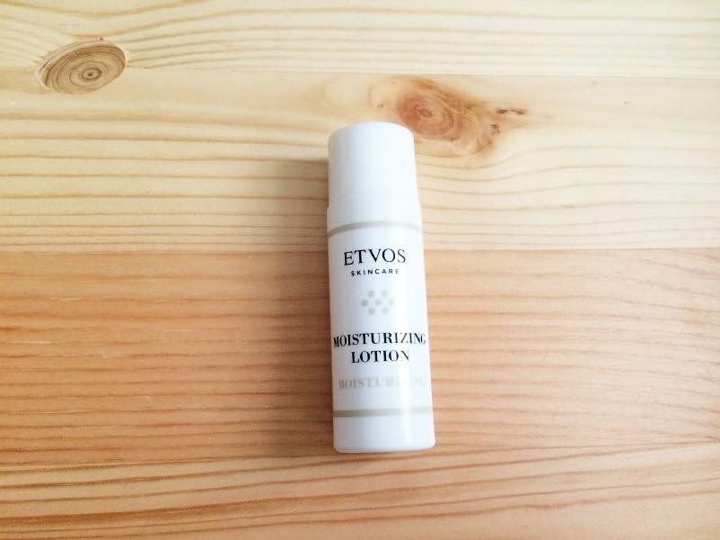 エトヴォス(ETVOS)ミネラルファンデーションスターターキット内容 6.モイスチャライジング ローション(化粧水)